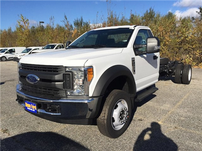 2017 F-550 Regular Cab DRW, Cab Chassis #179701 - photo 3