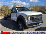2017 F-550 Regular Cab DRW, Cab Chassis #179701 - photo 1