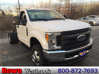 2017 F-350 Regular Cab DRW 4x4 Cab Chassis #179705 - photo 1