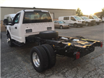 2017 F-350 Regular Cab DRW 4x4 Cab Chassis #179705 - photo 4