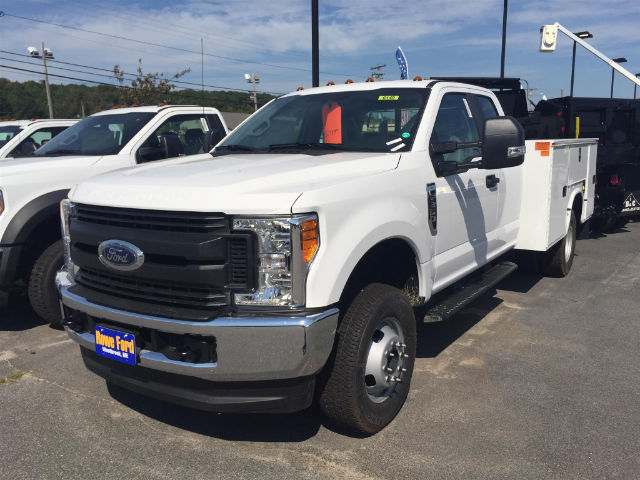 2017 F-350 Super Cab DRW 4x4, Knapheide Service Body #179711 - photo 3