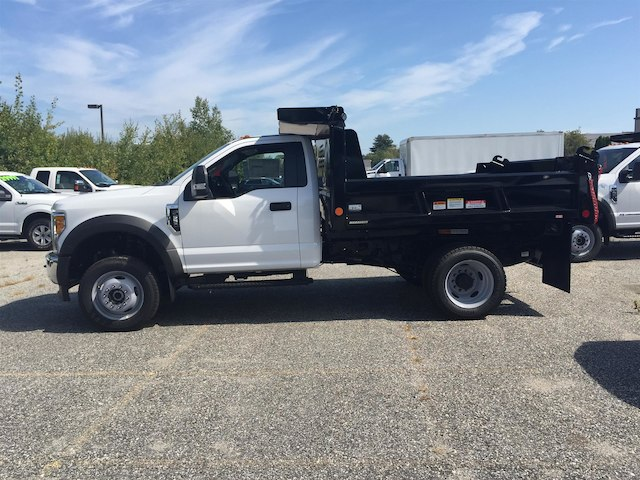 2017 F-550 Regular Cab DRW 4x4, Reading Dump Body #179712 - photo 3