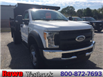 2017 F-550 Regular Cab DRW 4x4, Reading Dump Body #179712 - photo 1