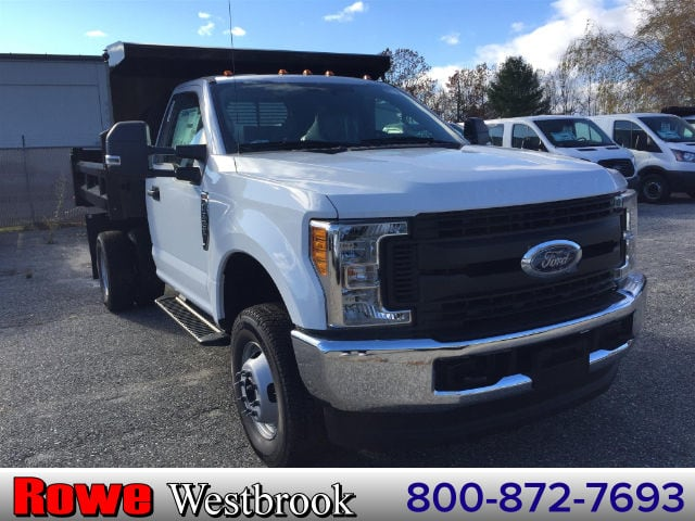 2017 F-350 Regular Cab DRW 4x4, Rugby Eliminator LP Steel Dump Body #179720 - photo 1