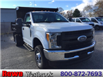 2017 F-350 Regular Cab DRW 4x4,  Rugby Dump Body #179720 - photo 1