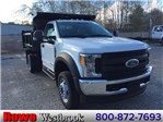 2017 F-550 Regular Cab DRW 4x4, Rugby Dump Body #179722 - photo 1