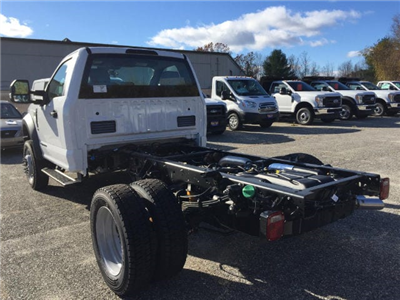 2017 F-550 Regular Cab DRW 4x4 Cab Chassis #179724 - photo 2