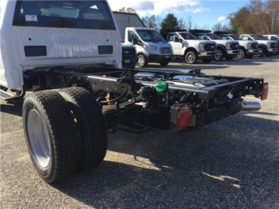 2017 F-550 Regular Cab DRW 4x4 Cab Chassis #179724 - photo 6