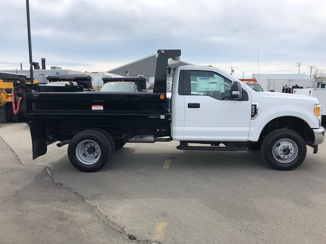 2017 F-350 Regular Cab DRW 4x4, Reading Dump Body #179758 - photo 3