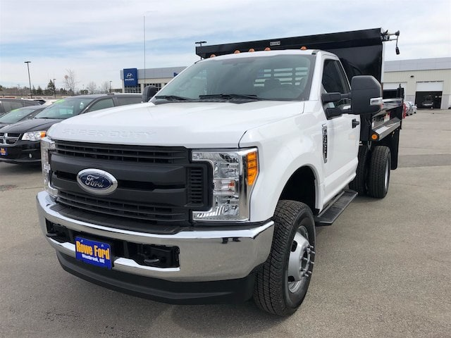 2017 F-350 Regular Cab DRW 4x4, Reading Dump Body #179758 - photo 5