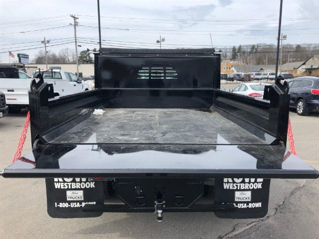 2017 F-350 Regular Cab DRW 4x4, Reading Dump Body #179758 - photo 7
