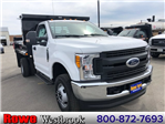 2017 F-350 Regular Cab DRW 4x4, Reading Dump Body #179758 - photo 1