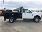 2017 F-350 Regular Cab DRW 4x4, Reading Marauder Standard Duty Dump Dump Body #179758 - photo 3