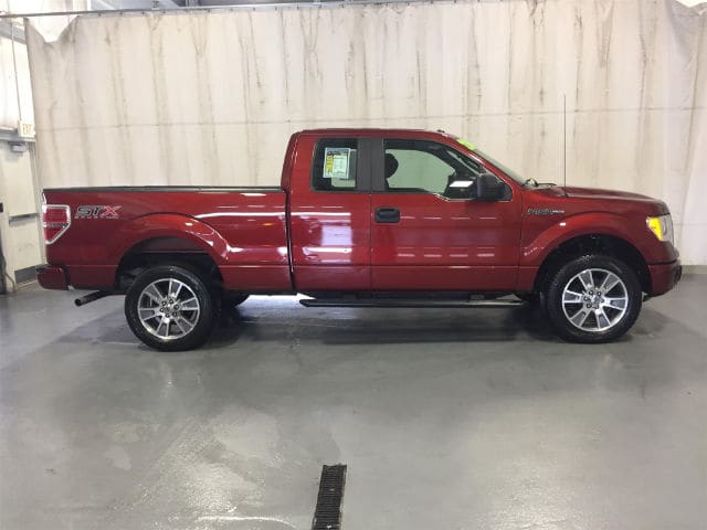 2014 F-150 Super Cab 4x4 Pickup #17P409 - photo 3