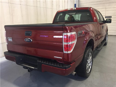 2014 F-150 Super Cab 4x4 Pickup #17P409 - photo 2