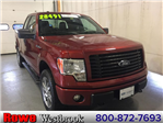 2014 F-150 Super Cab 4x4 Pickup #17P409 - photo 1