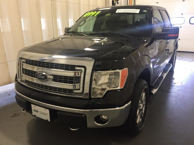 2014 F-150 Super Cab 4x4 Pickup #17P412 - photo 4