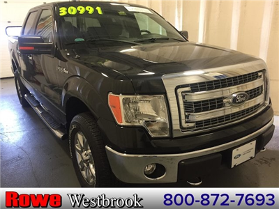 2014 F-150 Super Cab 4x4 Pickup #17P412 - photo 1