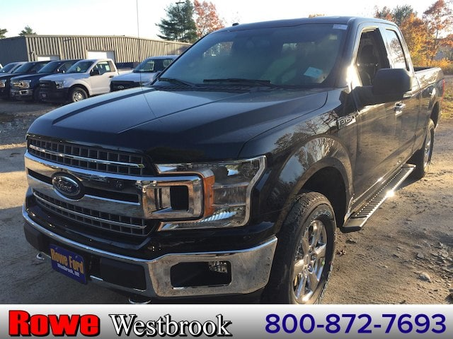 2018 F-150 Super Cab 4x4 Pickup #184080 - photo 1