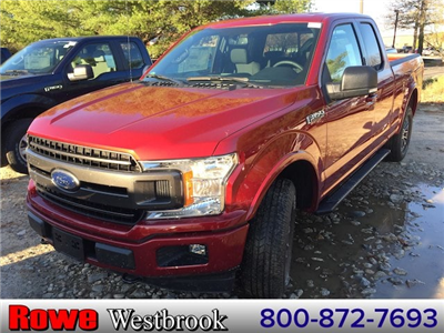 2018 F-150 Super Cab 4x4 Pickup #184082 - photo 1