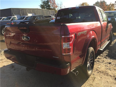 2018 F-150 Super Cab 4x4 Pickup #184082 - photo 4