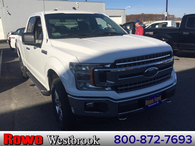2018 F-150 Super Cab 4x4, Pickup #184097 - photo 1