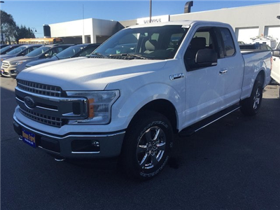 2018 F-150 Super Cab 4x4, Pickup #184097 - photo 3