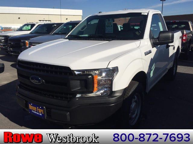 2018 F-150 Regular Cab 4x4,  Pickup #184103 - photo 1