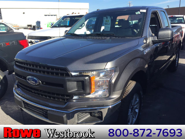 2018 F-150 Super Cab 4x4 Pickup #184104 - photo 1