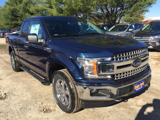 2018 F-150 Super Cab 4x4 Pickup #184174 - photo 4