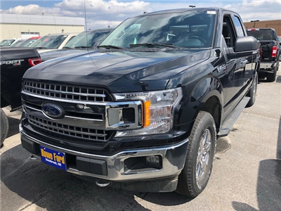 2018 F-150 Super Cab 4x4, Pickup #184177 - photo 4