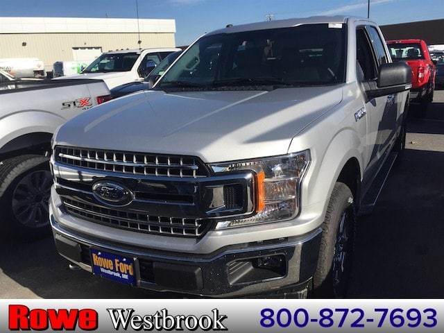2018 F-150 Super Cab 4x4, Pickup #184179 - photo 1