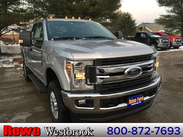 2018 F-350 Super Cab 4x4 Pickup #184226 - photo 1