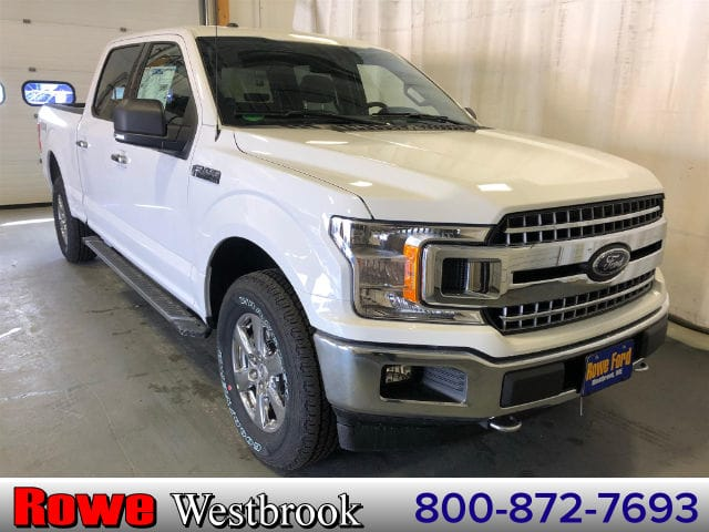 2018 F-150 SuperCrew Cab 4x4,  Pickup #184373 - photo 1