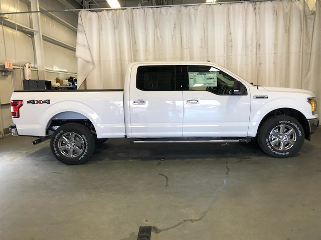 2018 F-150 SuperCrew Cab 4x4,  Pickup #184373 - photo 3