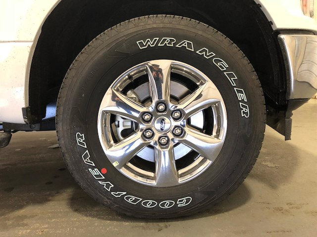2018 F-150 SuperCrew Cab 4x4,  Pickup #184373 - photo 6