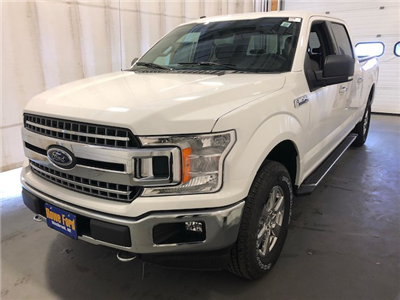 2018 F-150 SuperCrew Cab 4x4,  Pickup #184373 - photo 5