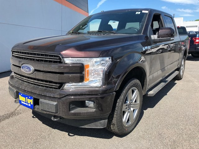 2018 F-150 SuperCrew Cab 4x4,  Pickup #184516 - photo 4