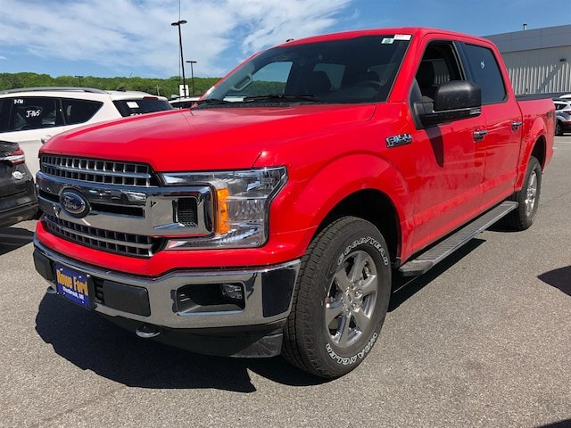 2018 F-150 SuperCrew Cab 4x4,  Pickup #184564 - photo 4