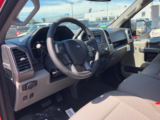 2018 F-150 SuperCrew Cab 4x4,  Pickup #184564 - photo 9