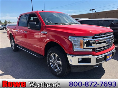 2018 F-150 SuperCrew Cab 4x4,  Pickup #184564 - photo 1