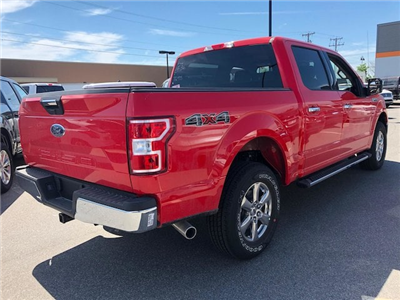 2018 F-150 SuperCrew Cab 4x4,  Pickup #184564 - photo 2