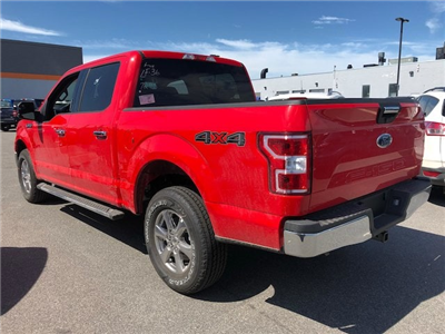 2018 F-150 SuperCrew Cab 4x4,  Pickup #184564 - photo 3