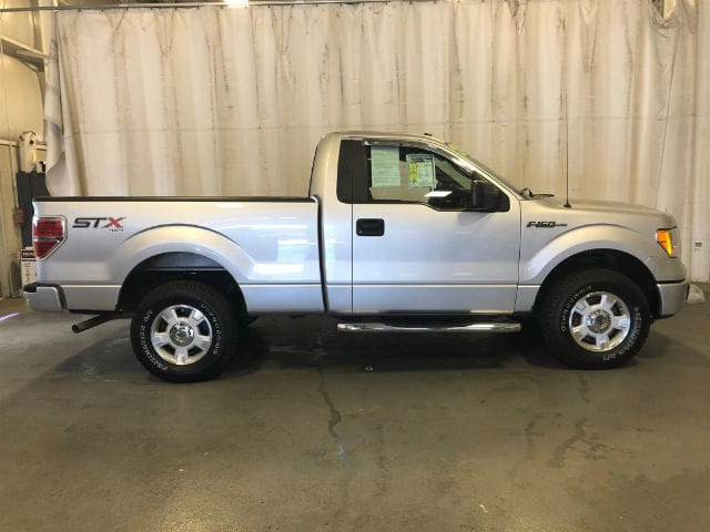 2014 F-150 Regular Cab 4x4, Pickup #184692B - photo 3