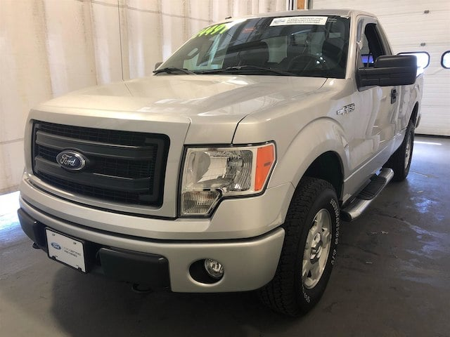 2014 F-150 Regular Cab 4x4, Pickup #184692B - photo 5