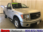 2014 F-150 Regular Cab 4x4, Pickup #184692B - photo 1
