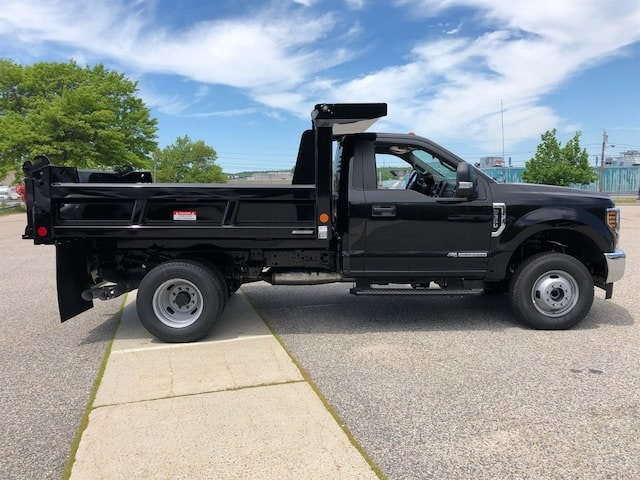 2018 F-350 Regular Cab DRW 4x4,  Reading Dump Body #184772 - photo 3