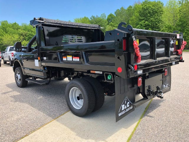 2018 F-350 Regular Cab DRW 4x4,  Reading Dump Body #184772 - photo 4