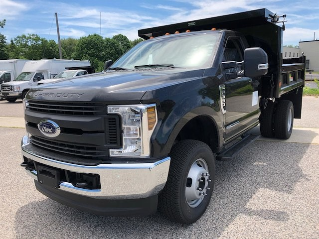2018 F-350 Regular Cab DRW 4x4,  Reading Dump Body #184772 - photo 5