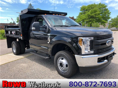 2018 F-350 Regular Cab DRW 4x4,  Reading Marauder SL Dump Body #184772 - photo 1